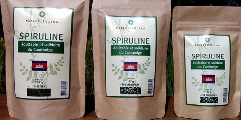 spiruline equitable cambodge