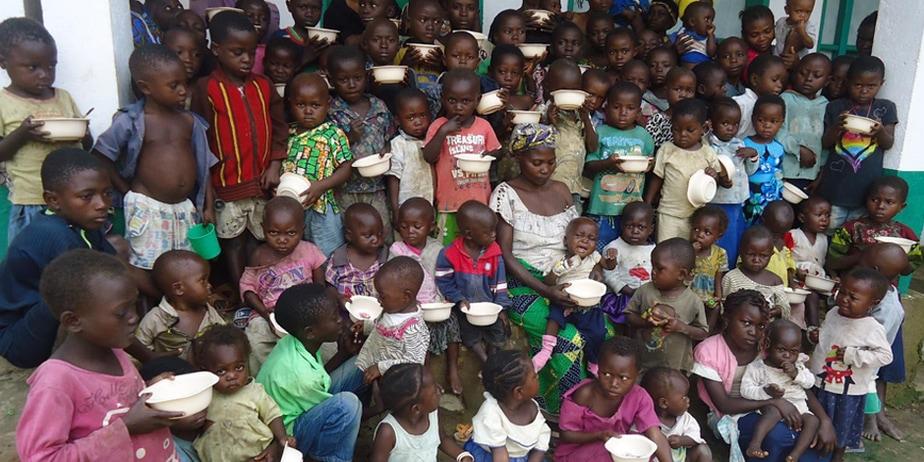 Distribution spiruline République Démocratique du Congo