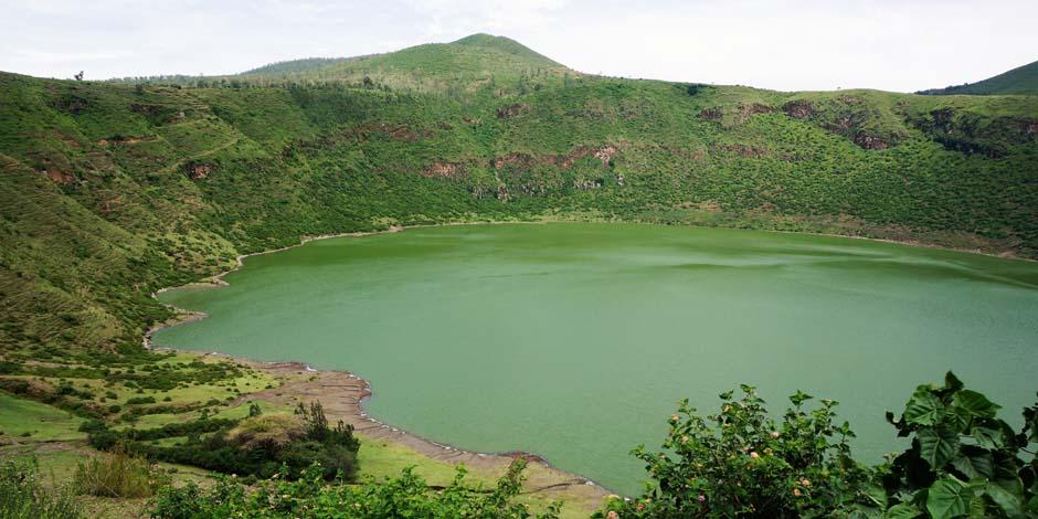 Lac Arenguale Ethiopie