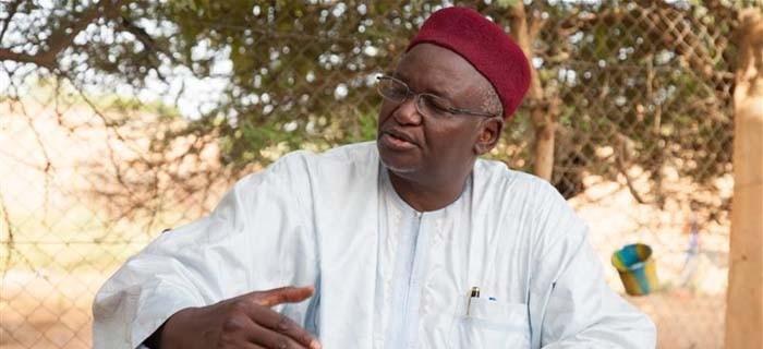 Mahamadou Saidou Niger