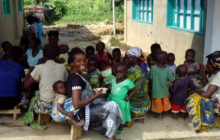 enfants RDC