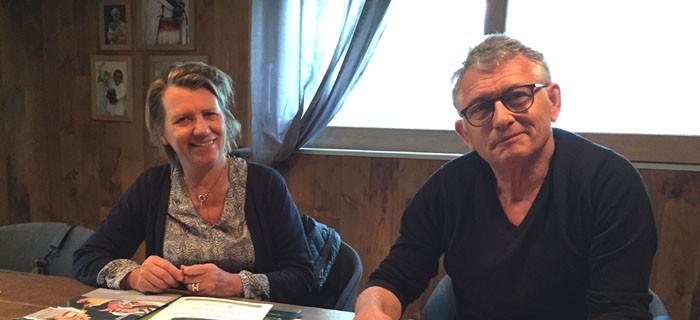 Rencontre Jacques Rocher et Antenna