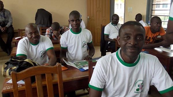 delegation togolaise