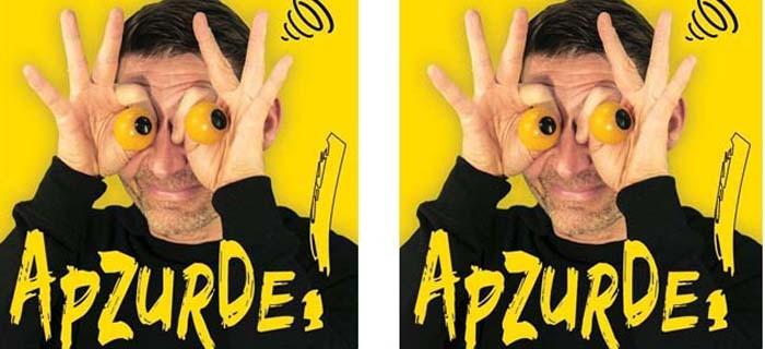 Cabaret spectacle APZURDE