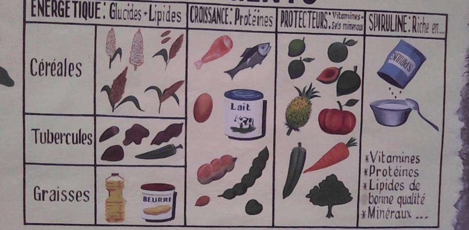 bienfaits spiruline alimentation qualité nutriments