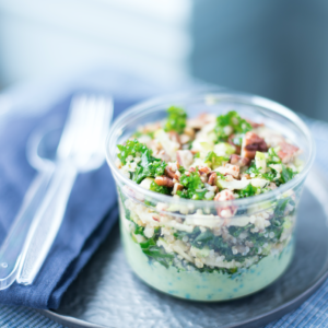 salade recette cojean spiruline
