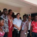 visite ferme togo ambassade