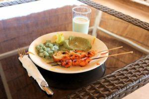 spiruline salde concombre crecette restaurant