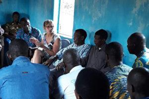 Mission d'Anne au Togo (septembre 2018)