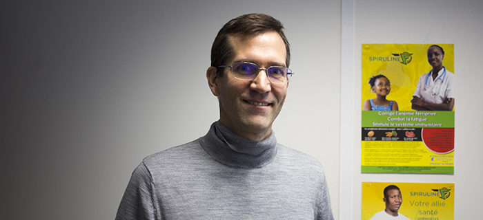 Julien Bello, DG Antenna France