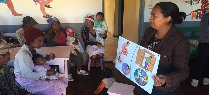 formations à la nutrition et à la santé - maison de la nutrition Mahereza