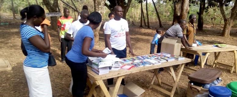 Sensibilisation Nutrition EcoSpiruline - Agou - Togo